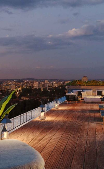 PENTHOUSES | ROOFTOP