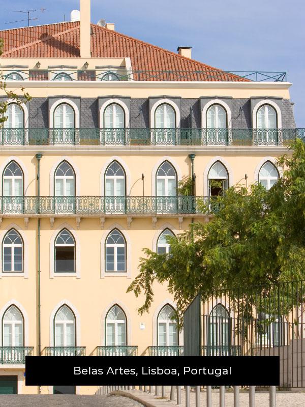 Belas Artes, Lisboa, Portugal