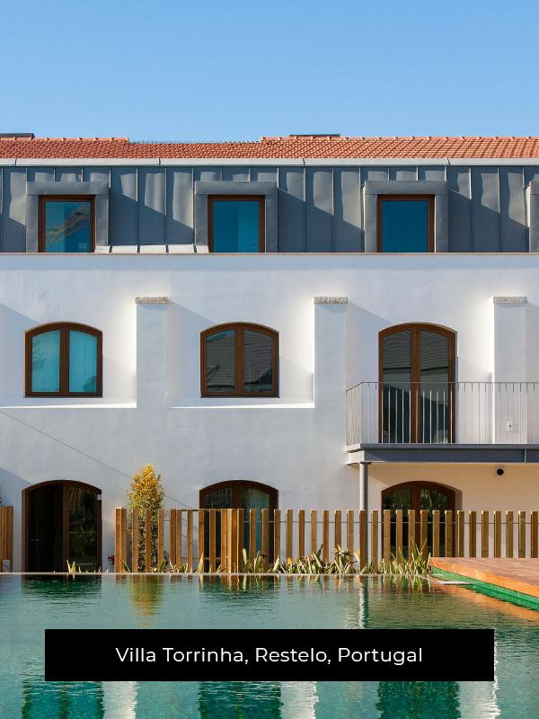 Villa Torrinha, Restelo, Portugal