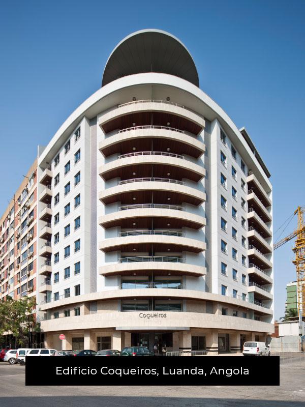 Edifício Coqueiros, Luanda, Angola