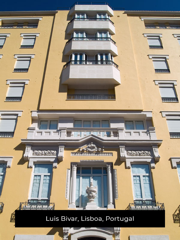 Luís Bivar, Lisboa, Portugal
